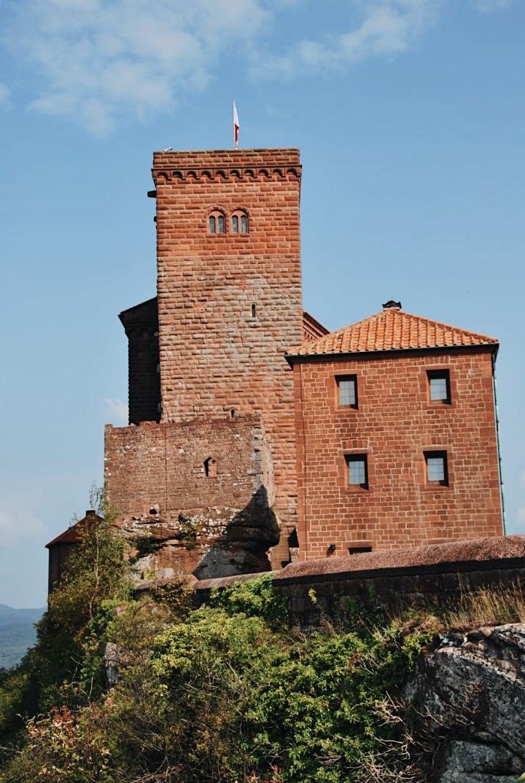 Burgruine Trifels