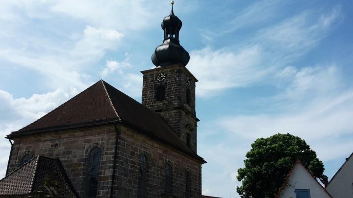 Kirche in Uttenreuth